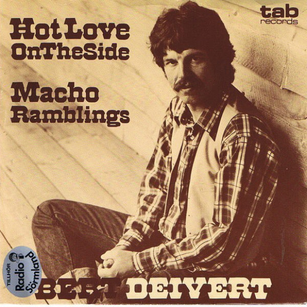 HOT LOVE TAB cover