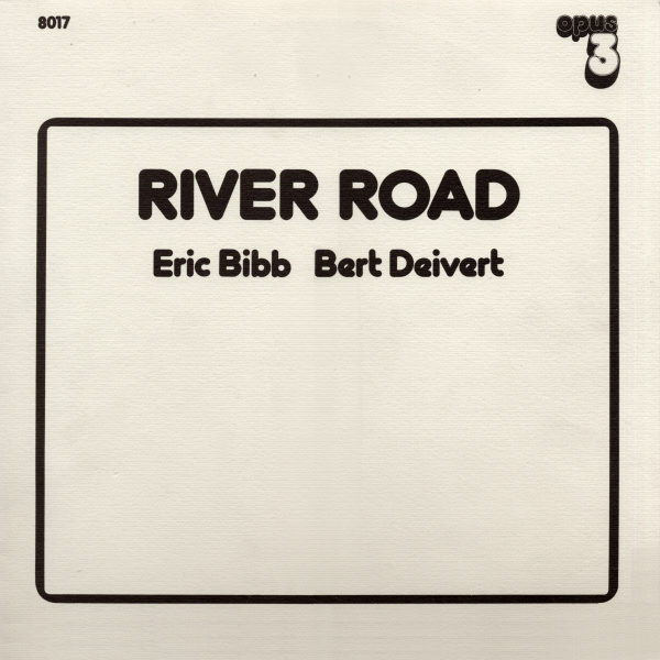 RIVER ROAD COVER FRONT