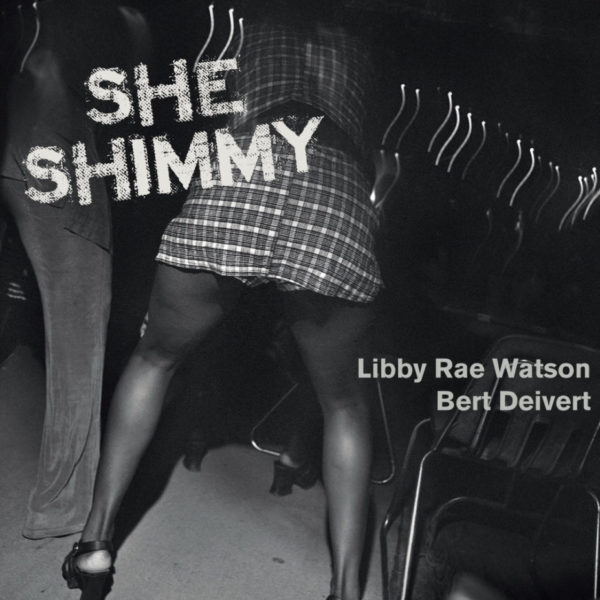 She Shimmy Front Cover