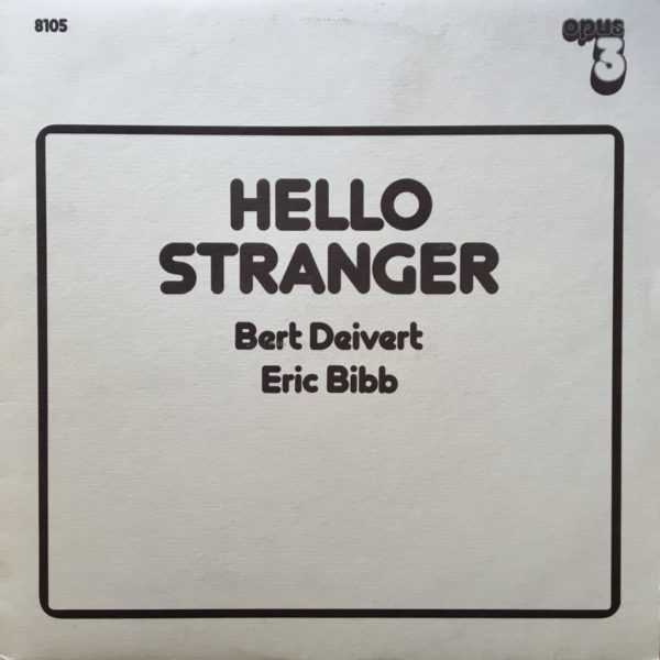 hello stranger cover